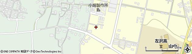 山形県西村山郡大江町藤田772周辺の地図