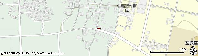 山形県西村山郡大江町小見196周辺の地図