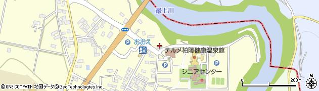 山形県西村山郡大江町藤田267周辺の地図