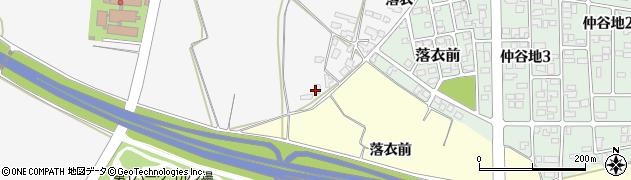 山形県寒河江市柴橋2471周辺の地図