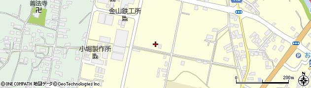 山形県西村山郡大江町藤田876周辺の地図
