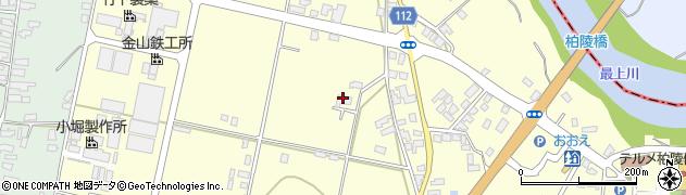 山形県西村山郡大江町藤田522周辺の地図