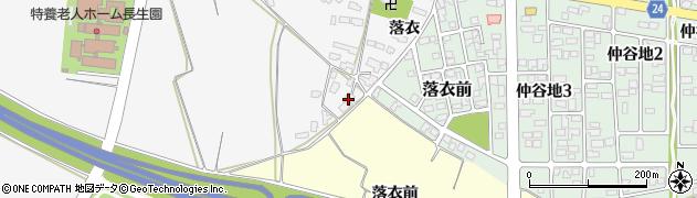 山形県寒河江市柴橋2474周辺の地図