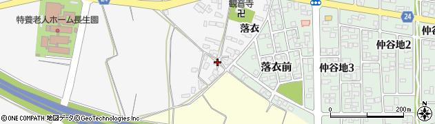 山形県寒河江市柴橋2477周辺の地図