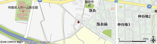 山形県寒河江市柴橋2476周辺の地図