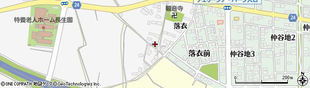 山形県寒河江市柴橋2480周辺の地図