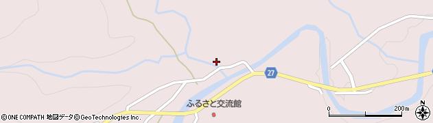 山形県西村山郡大江町柳川188周辺の地図