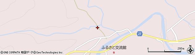 山形県西村山郡大江町柳川283周辺の地図