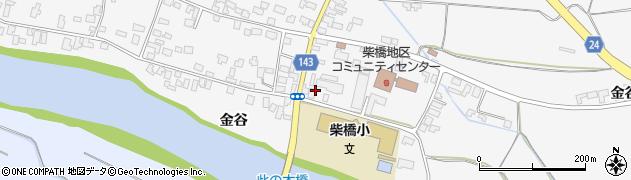 山形県寒河江市柴橋2692周辺の地図