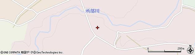 山形県西村山郡大江町塩野平97周辺の地図