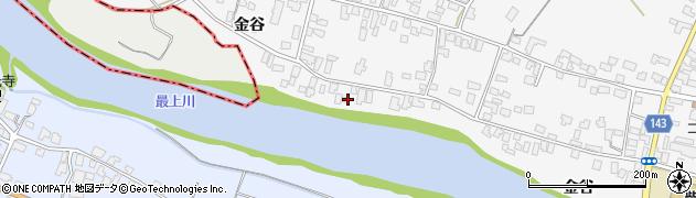 山形県寒河江市柴橋1595周辺の地図