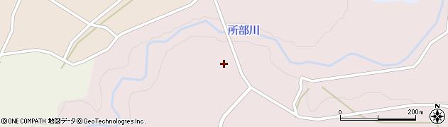 山形県西村山郡大江町塩野平120周辺の地図