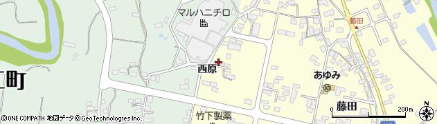 山形県西村山郡大江町藤田847周辺の地図