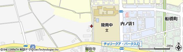 山形県寒河江市柴橋2466周辺の地図