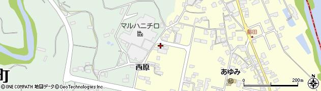 山形県西村山郡大江町藤田852周辺の地図