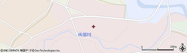 山形県西村山郡大江町塩野平137周辺の地図