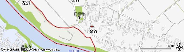 山形県寒河江市柴橋1635周辺の地図