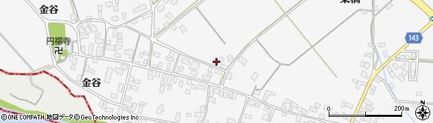 山形県寒河江市柴橋1683周辺の地図