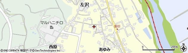 山形県西村山郡大江町藤田449周辺の地図