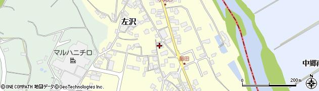 山形県西村山郡大江町藤田459周辺の地図