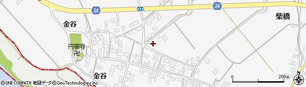 山形県寒河江市柴橋1709周辺の地図