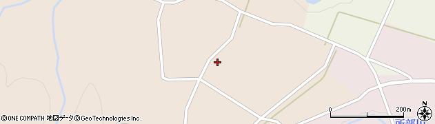 山形県西村山郡大江町顔好甲241周辺の地図