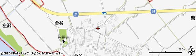 山形県寒河江市柴橋1717周辺の地図