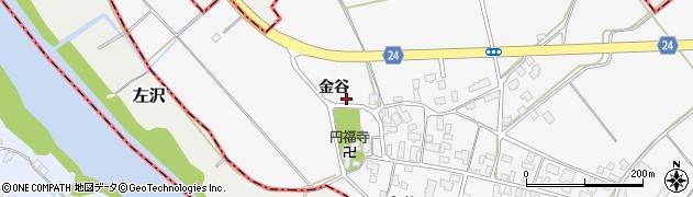 山形県寒河江市柴橋1383周辺の地図