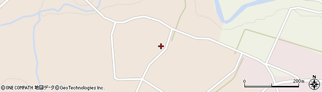 山形県西村山郡大江町本郷乙周辺の地図