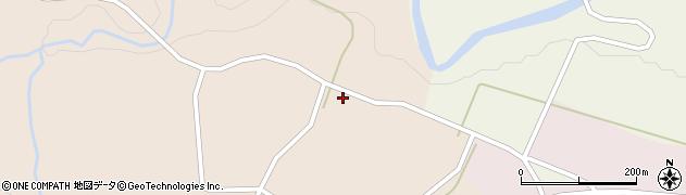 山形県西村山郡大江町本郷乙166周辺の地図