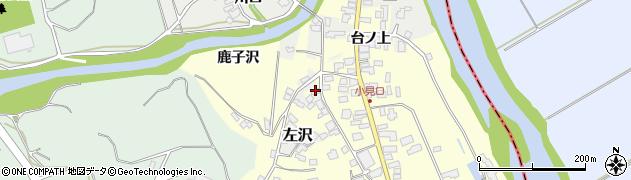 山形県西村山郡大江町藤田472周辺の地図