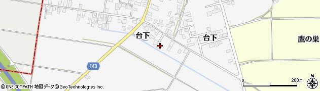 山形県寒河江市柴橋960周辺の地図