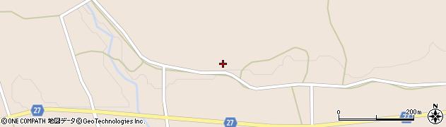 山形県西村山郡大江町本郷丙54周辺の地図