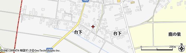 山形県寒河江市柴橋842周辺の地図