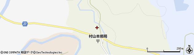 山形県西村山郡大江町本郷甲139周辺の地図