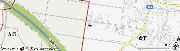 山形県寒河江市柴橋826周辺の地図