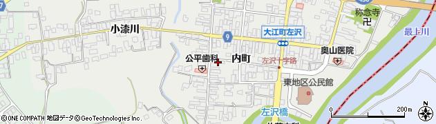 山形県西村山郡大江町左沢2595周辺の地図