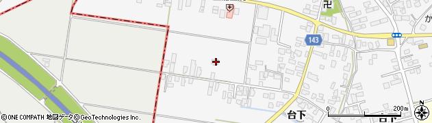 山形県寒河江市柴橋815周辺の地図