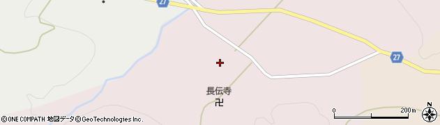 山形県西村山郡大江町橋上234周辺の地図