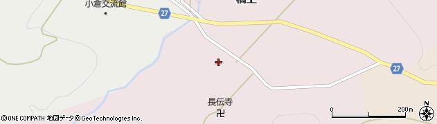 山形県西村山郡大江町橋上236周辺の地図