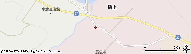 山形県西村山郡大江町橋上238-1周辺の地図