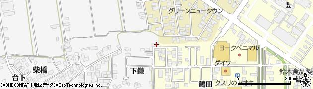 山形県寒河江市柴橋1050周辺の地図