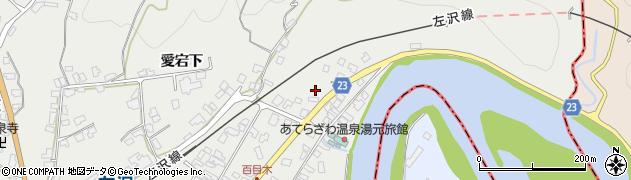 山形県西村山郡大江町左沢62周辺の地図