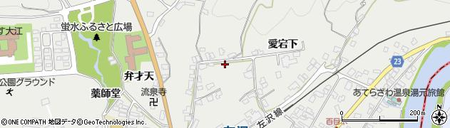 山形県西村山郡大江町左沢1061周辺の地図