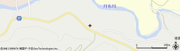 山形県西村山郡大江町十八才甲265周辺の地図