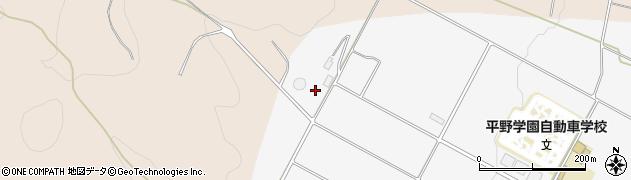 山形県寒河江市柴橋2952周辺の地図