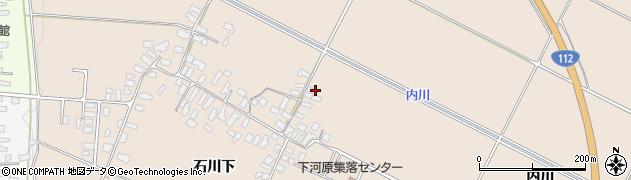 山形県寒河江市西根1274周辺の地図
