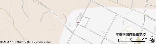 山形県寒河江市柴橋2954周辺の地図