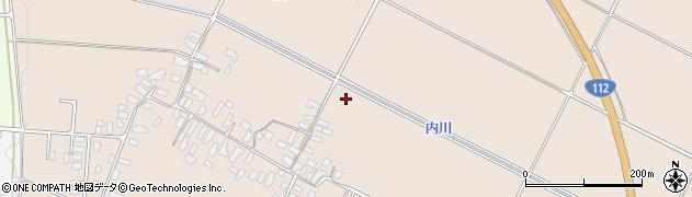 山形県寒河江市西根石川下1271周辺の地図