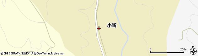 山形県西村山郡大江町小釿639周辺の地図